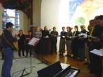 Musikalischer Gottesdienst zum Advent 2004 in der Wichernkirche